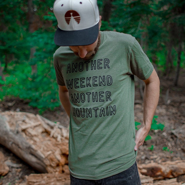 MENS ANOTHER MTN TEE