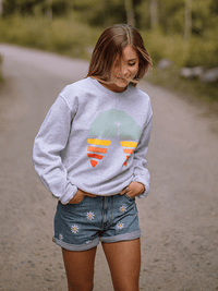 ORIGINAL SWEATSHIRT GREY