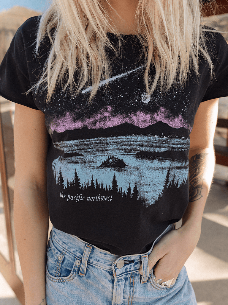 Indy Brand TEE XS THE PNW TEE