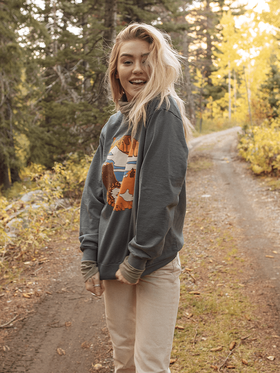 ROCKY MOUNTAIN SWEATSHIRT