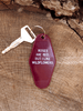 WILDFLOWERS KEY TAG
