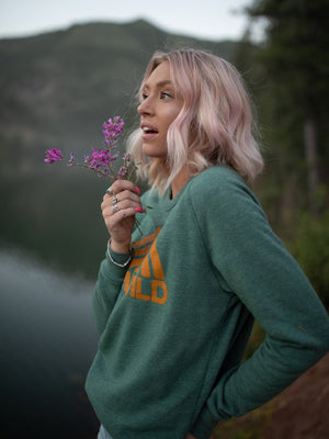 RUN WILD SWEATSHIRT