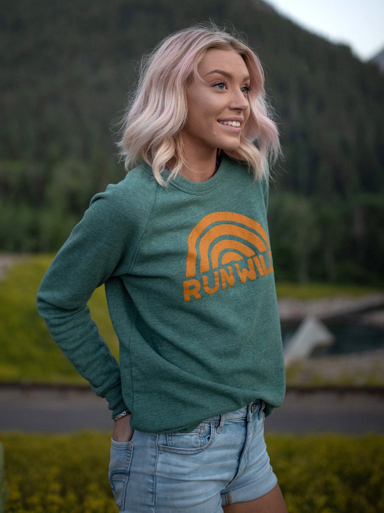 Indy Brand SWEATSHIRT RUN WILD SWEATSHIRT