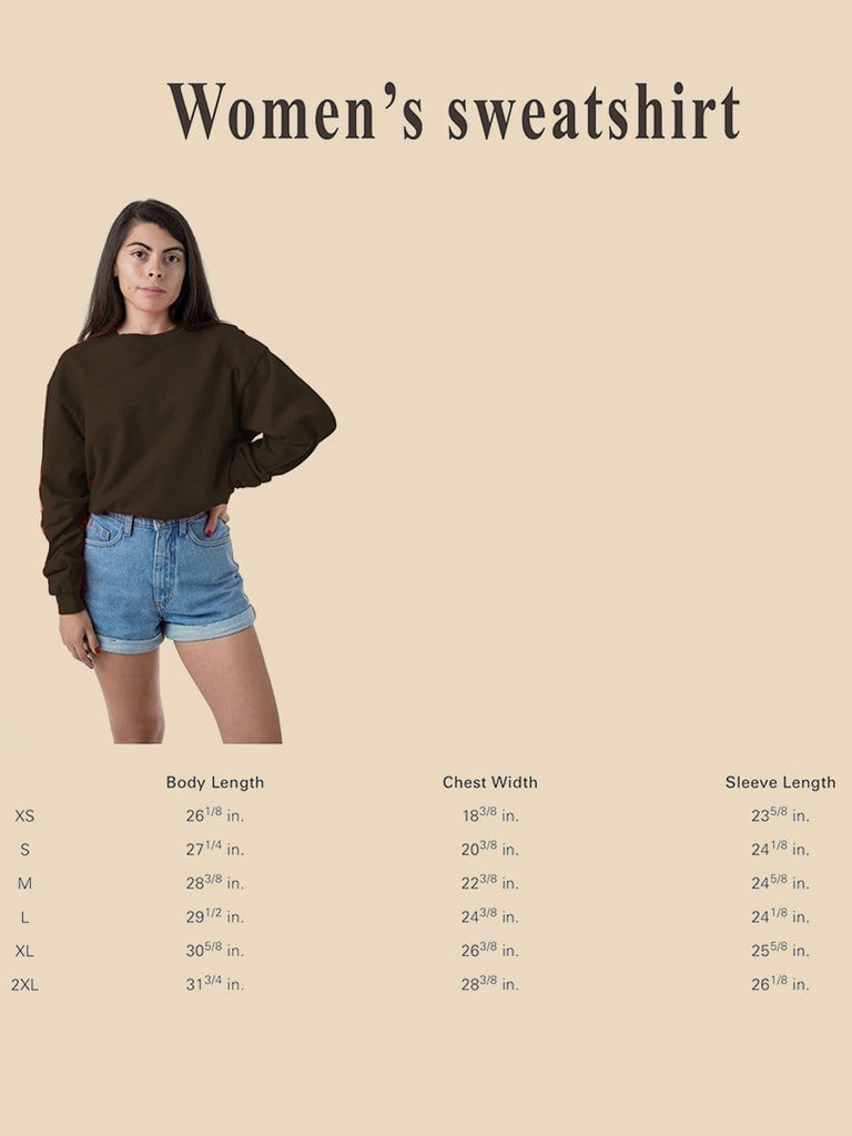 Indy Brand SWEATSHIRT FLORA COLOR SET TOP