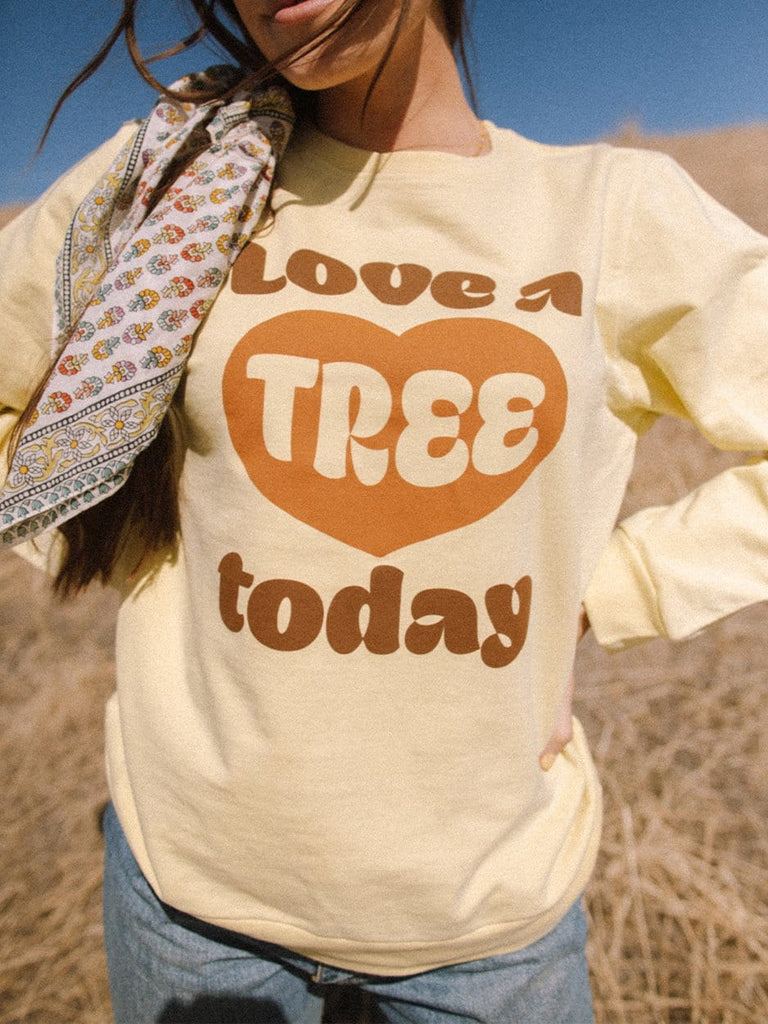Indy Brand SWEATSHIRT 🤎 Love A Tree 🤎