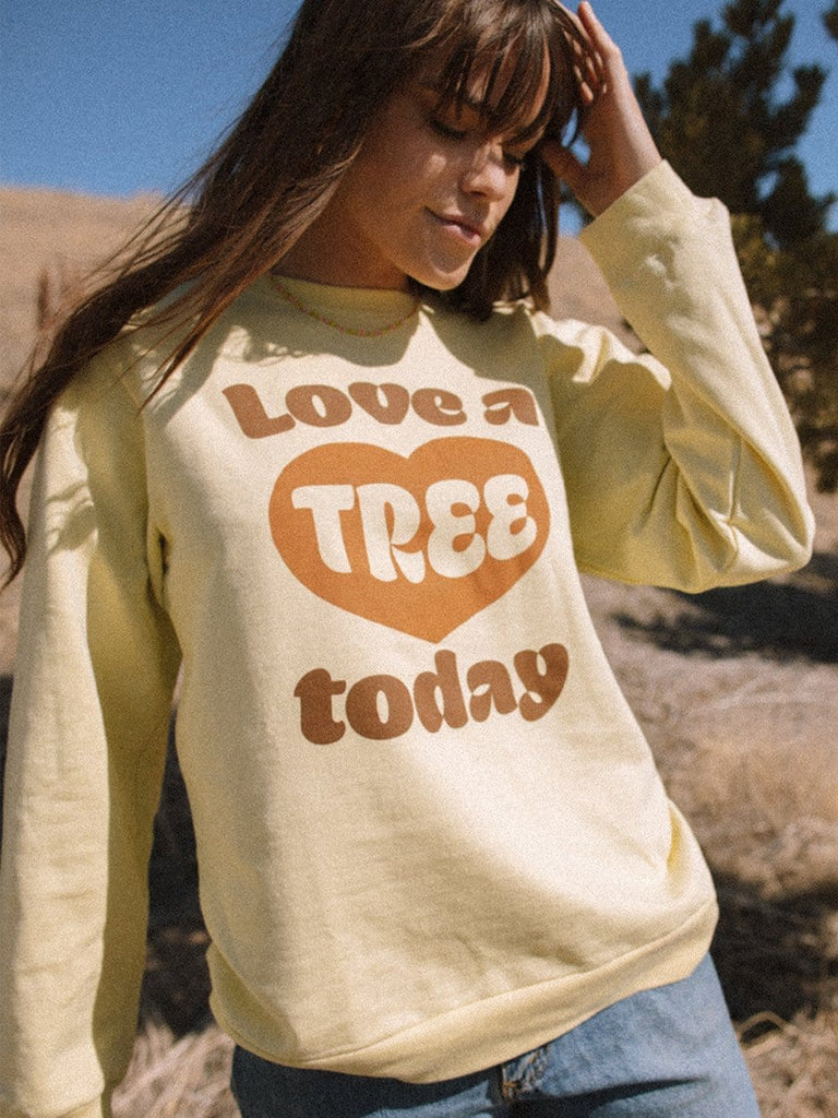 Indy Brand SWEATSHIRT XS 🤎 Love A Tree 🤎