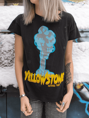 YELLOWSTONE 'ROCKER' TEE