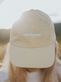 WILD HONEY DAD CAP