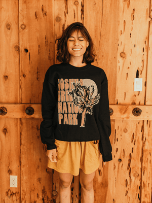 JOSHUA TREE 'ROCKER' SWEATSHIRT