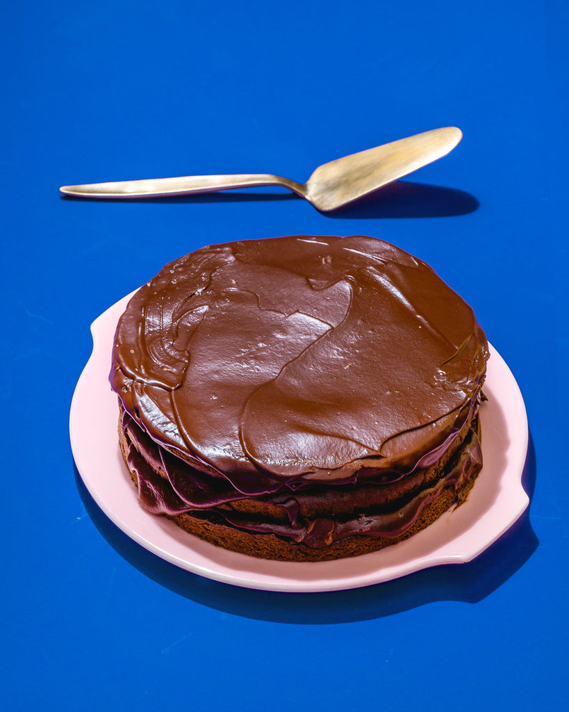Recipe: Chocolate Chicory Cake