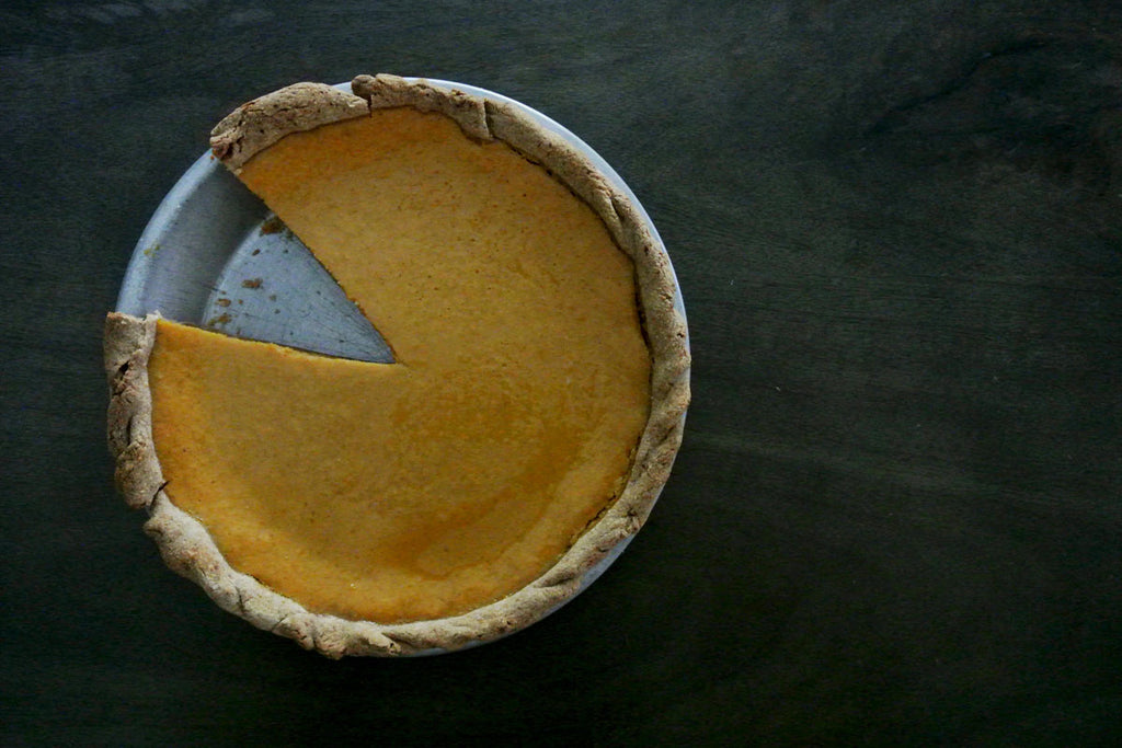 Recipe: Sweet Potato Pie