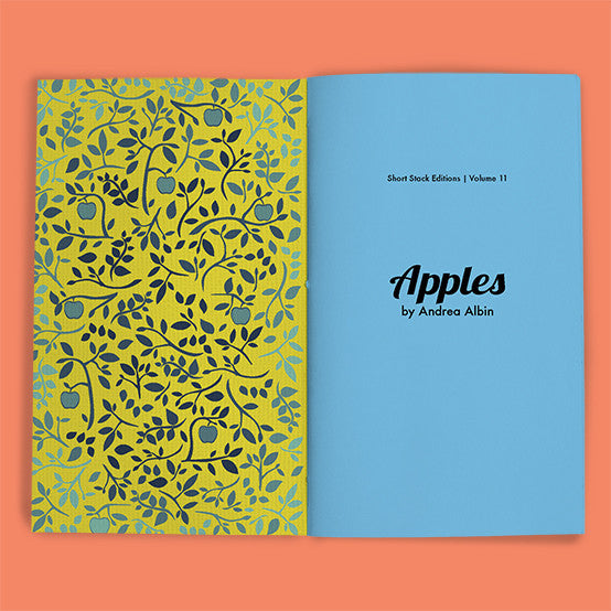 Vol 11: Apples (By Andrea Albin)