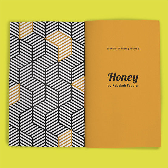Vol 8: Honey (By Rebekah Peppler)