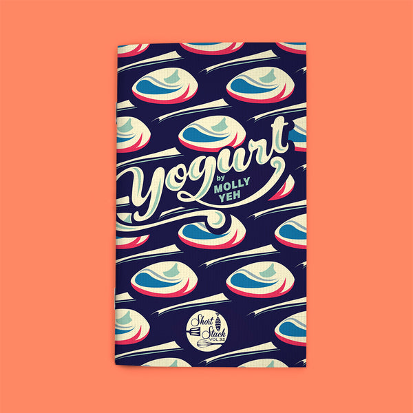 Vol 32: Yogurt (by Molly Yeh)