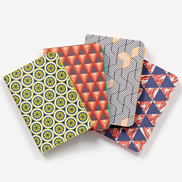 Short Stack Notebooks (set of 4)