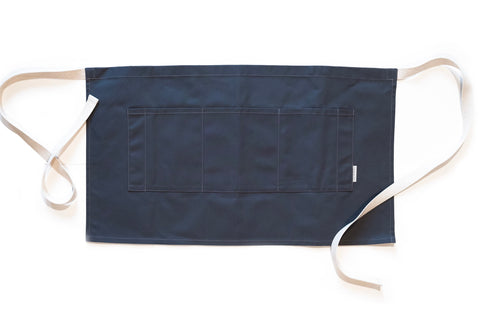 The Duck Cloth Half Apron