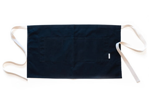 The Canvas Half Apron