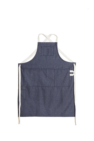 The Herringbone Apron