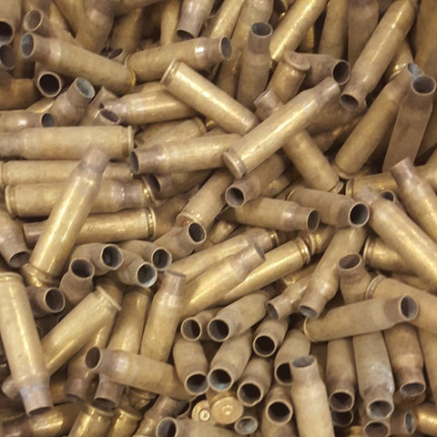 <b>7.62x51 NATO Once-Fired NATO Brass 1,000 Count</b>