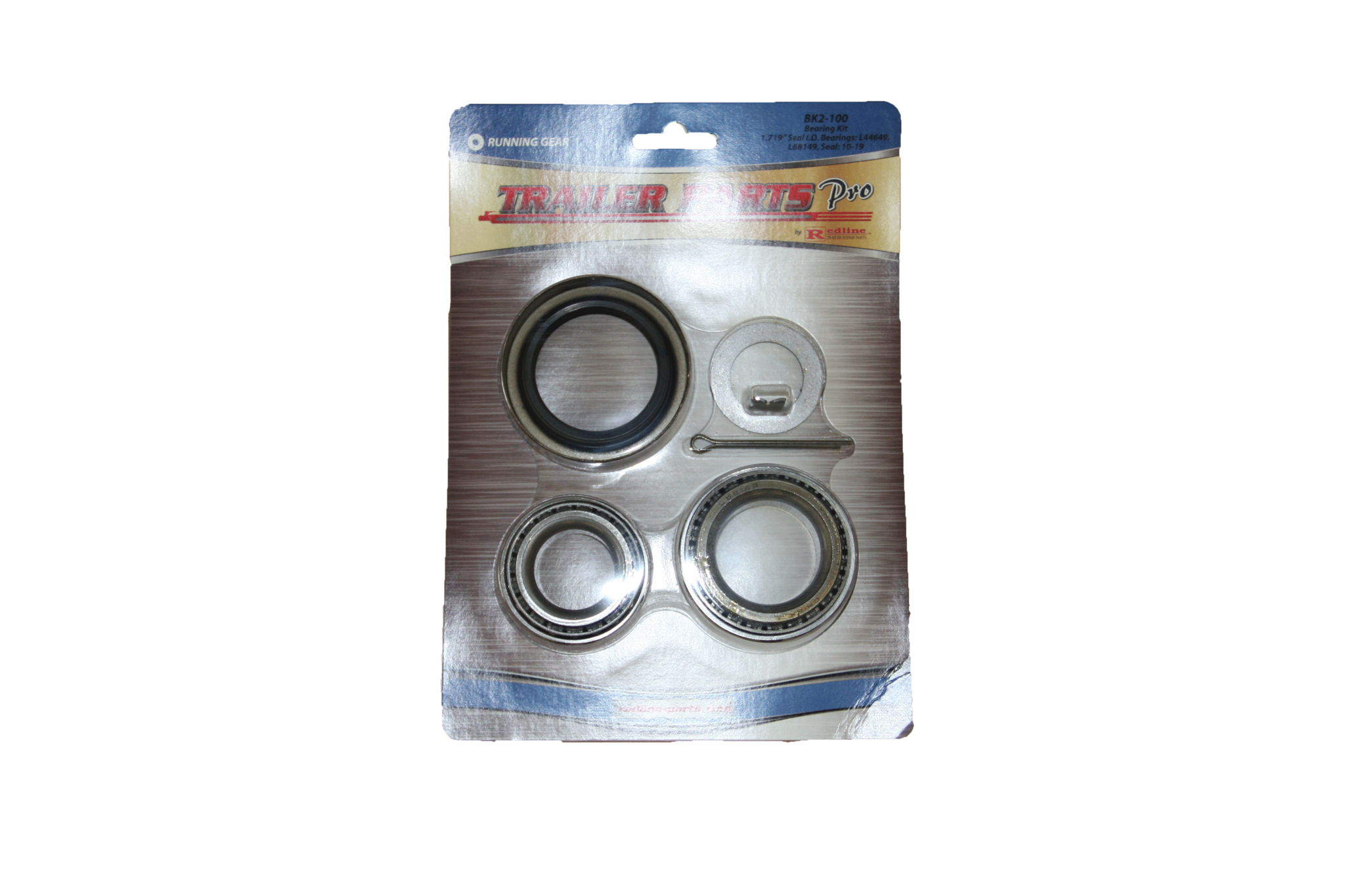 Bearing Kit  for 3500 lb. rated Dexter Axle