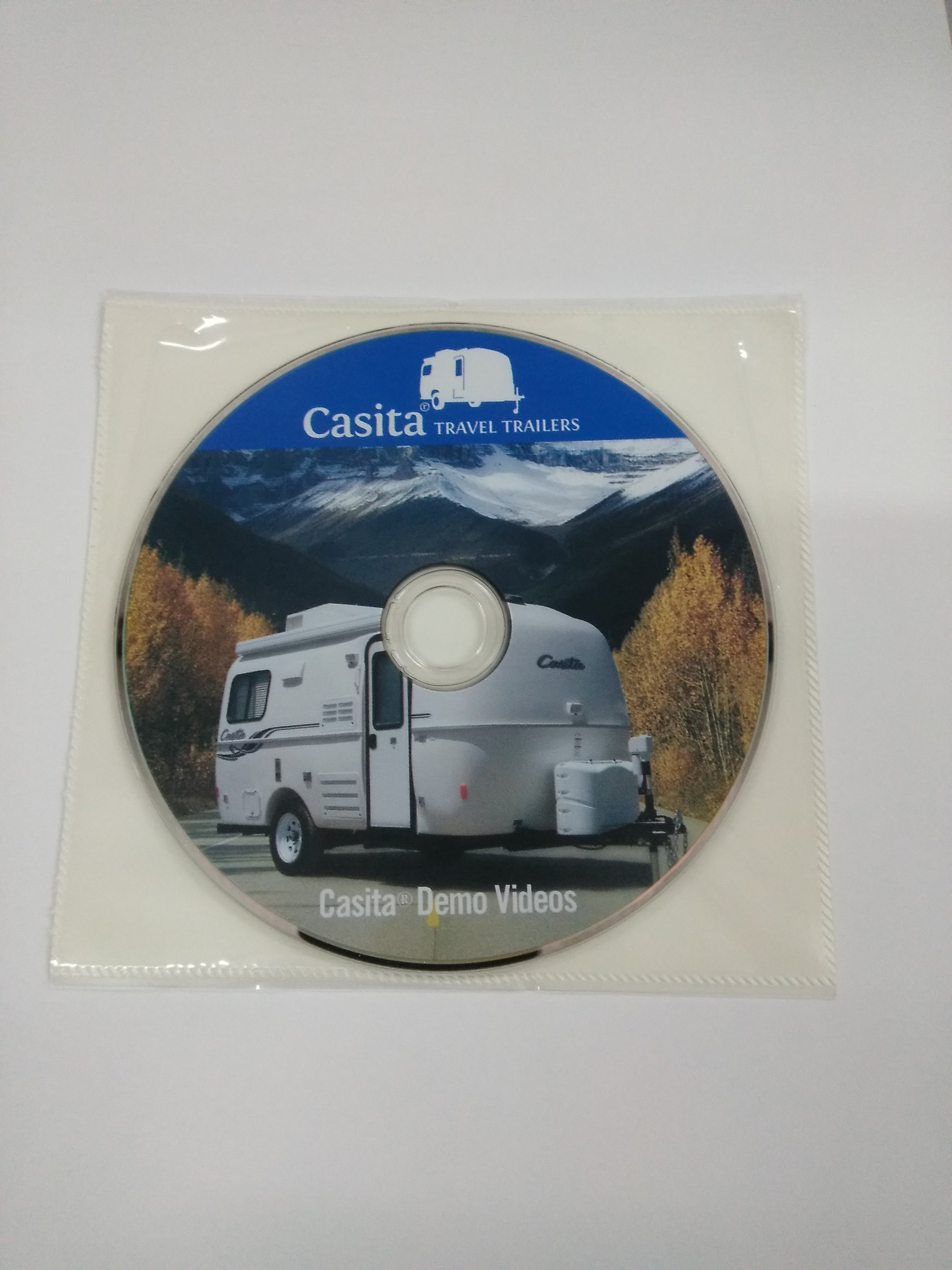 Casita Demo DVD