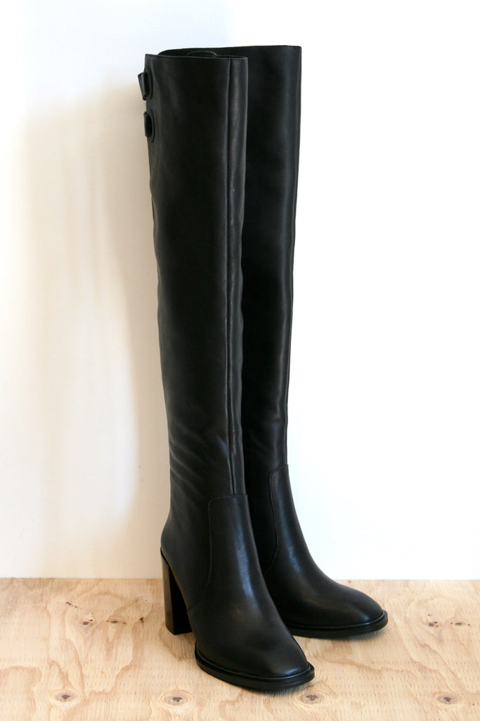 Normandy Boot Black