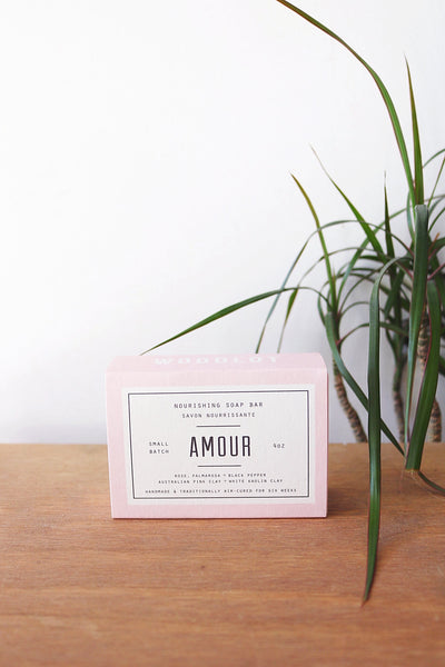 Soap Bar Amour