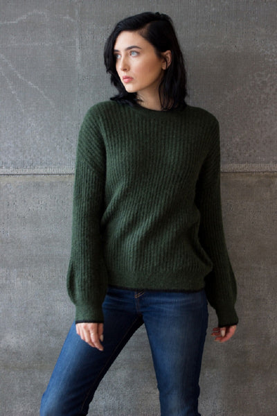 Estelle Knit Pine Grove