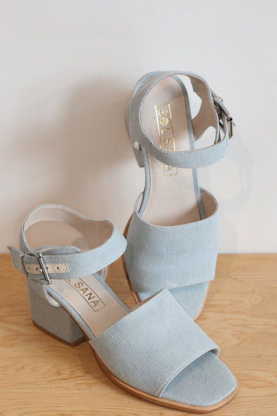 Kristian Sandal Light Denim