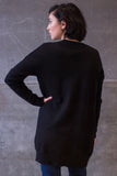 Essential Cardigan Black