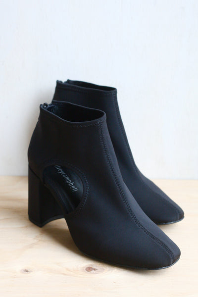 Palouse Heel Black