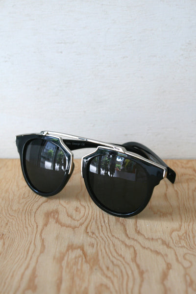 Lexi Sunglasses Black/Black