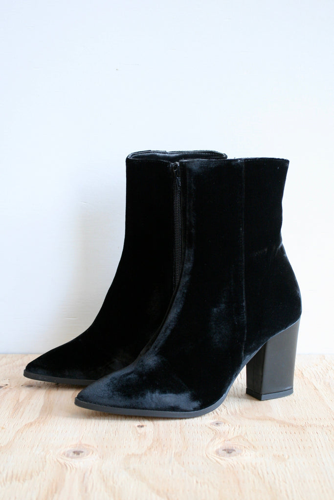 Toddy Boot Black