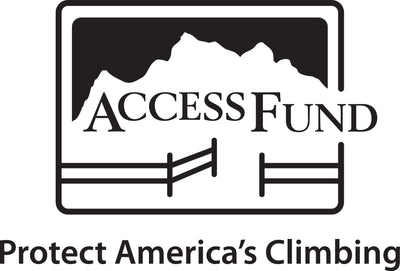 access fund logo with link to mountain mocha espresso bar