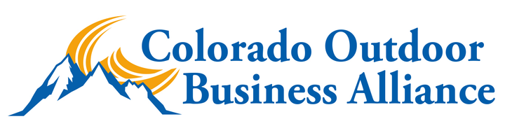 Colorado Outdoor Business Alliance logo