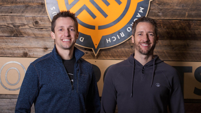 Kevin and Patrick Webber - Co-Founders of Fourpoints