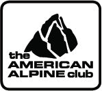 american alpine club logo with link to alpine apple pie