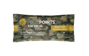 TACTICAL - Basecamp Banana Split Protein Bar