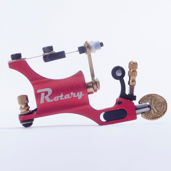 Rotary  Aluminum Alloy Tattoo Machine for Liner and Shader