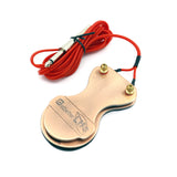 Getbetterlife® Pro Iron Tattoo Foot Pedal Switch with Silicon Thread
