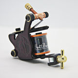 Iron Brown or Green Tattoo Machine for Shader and Liner