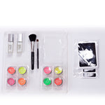 8 colors glitter tattoo kit PH-K005