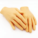 Fake Synthetic Material Tattoo Practice Hand 1PC