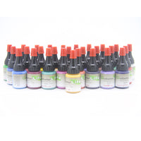 Professional Tattoo Kit  with 1 Machine CE Power Supply 28 Color 5ML Inks KC1G1D