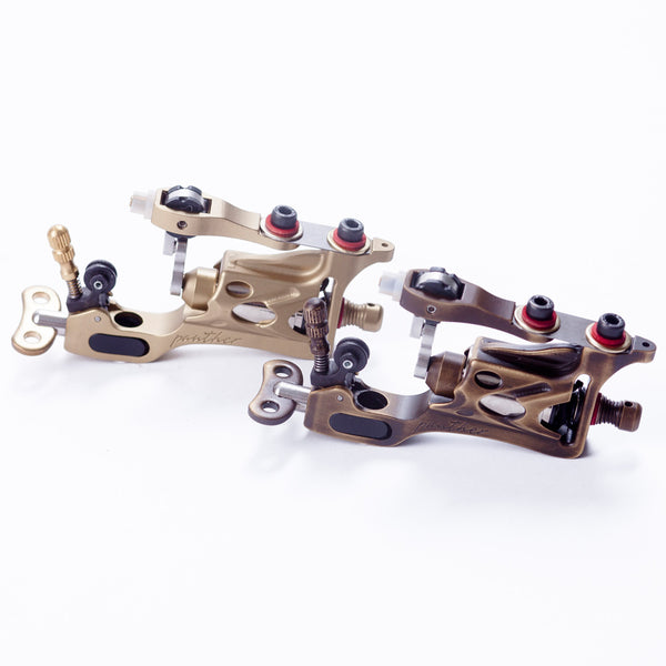 Rotary Tattoo Machine CNN carving Brass for Shader Liner with Germany Motor