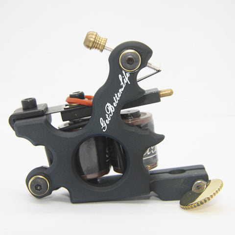 Cast Iron Tattoo Machine for Shader TM-S003