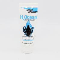 H2OCEAN Aquatat .25 FL oz Tattoo Ointment Healing Care Aftercare Sample Size New
