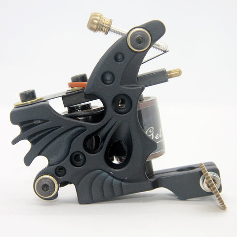 Cast Iron Tattoo Machine for Shader TM-S006