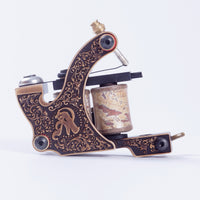 NEW 2015 Brass Tattoo Machine Shader or Liner