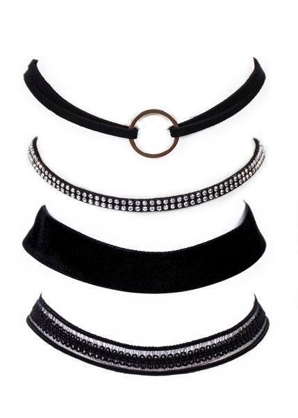 Set de Chokers